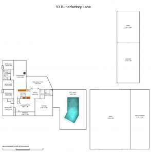 93 Butterfactory Lane Floorplan